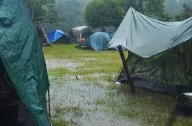 Raining? Camping? No Problem